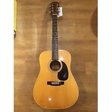 Epiphone 1970s PR500 Acoustic Guitar