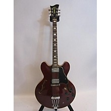 Electra 1970s SLM Hollow Body Electric Guitar