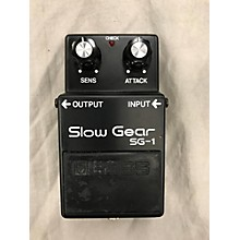 Boss 1970s Slow Gear SG-1 Pedal