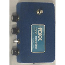 Foxx 1970s TONE MACHINE Effect Pedal