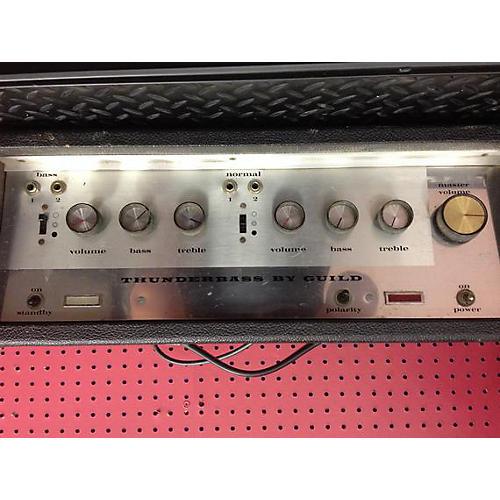 Guild 1970s Thunderbass Bass Amp Head