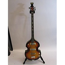 Norma 1970s Violin Electric Bass Guitar