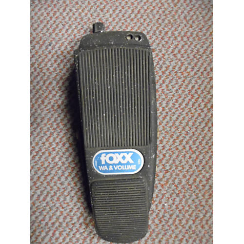 Foxx 1970s Wah & Volume Pedal-thumbnail