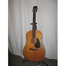 Martin 1971 D-18S Acoustic Guitar