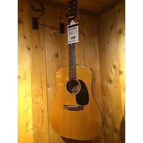 vintage martin 1971 d18 acoustic guitar natural guitar center. Black Bedroom Furniture Sets. Home Design Ideas