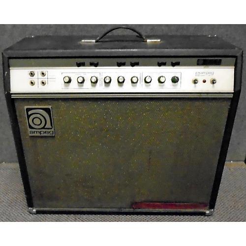Ampeg 1971 GEMINI II Tube Guitar Combo Amp-thumbnail