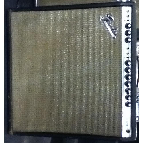 Fender 1971 Super Reverb 4X10 Tube Guitar Combo Amp-thumbnail