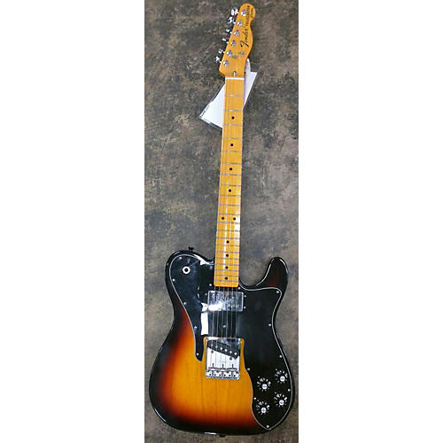 Fender 1972 American Vintage Telecaster Custom Solid Body Electric Guitar-thumbnail