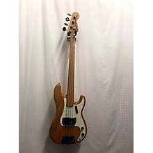 Fender 1972 FRETLE MAPLE PRECISSION BASS Electric Bass Guitar