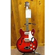 HARMONY 1972 H54 ROCKET II Hollow Body Electric Guitar