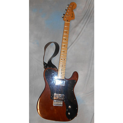 Fender 1972 Reissue Telecaster Deluxe Solid Body Electric Guitar-thumbnail
