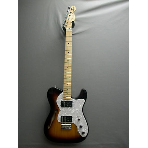 Fender 1972 Reissue Thinline Telecaster Hollow Body Electric Guitar-thumbnail