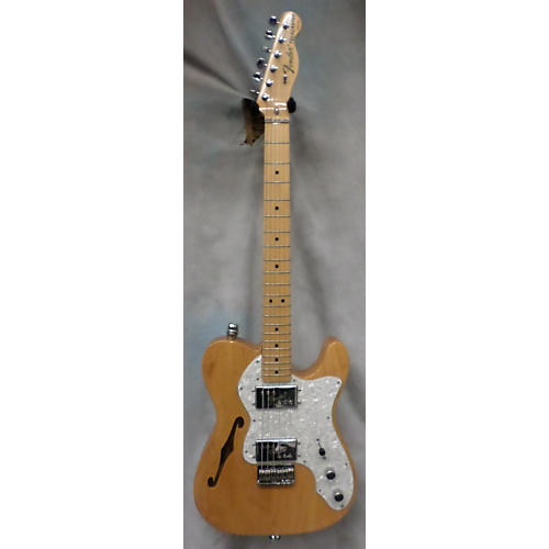 Fender 1972 Reissue Thinline Telecaster Hollow Body Electric Guitar-thumbnail