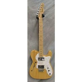 used fender 1972 reissue thinline telecaster hollow body electric guitar guitar center. Black Bedroom Furniture Sets. Home Design Ideas