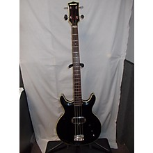 Acoustic 1973 1970's Acoustic Black Widow Bass Electric Bass Guitar