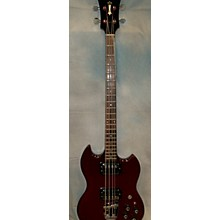 Guild 1973 Jet Star II OHSC Electric Bass Guitar