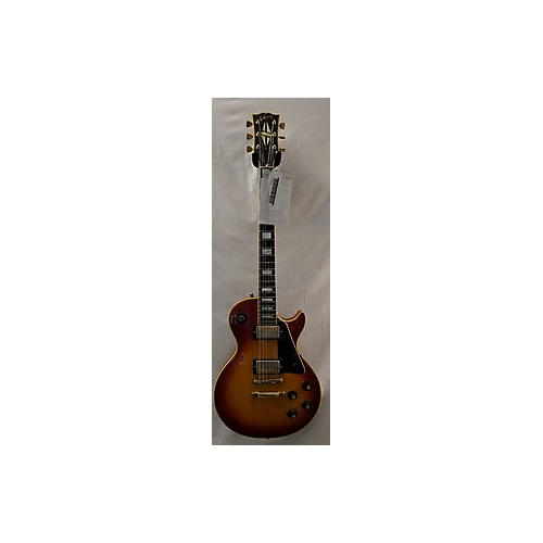 Gibson 1973 Les Paul Custom OHSC Solid Body Electric Guitar