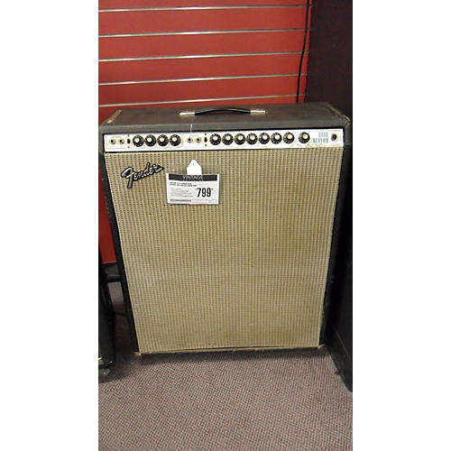 Fender 1973 Quad Reverb Tube Guitar Combo Amp-thumbnail