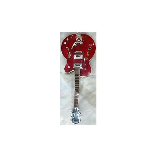 Gretsch Guitars 1973 TENNESSEAN Hollow Body Electric Guitar Red 0