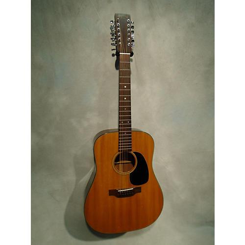 Martin 1974 D-12 18 12 String Acoustic Guitar