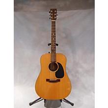 Martin 1975 D18 D Acoustic Guitar