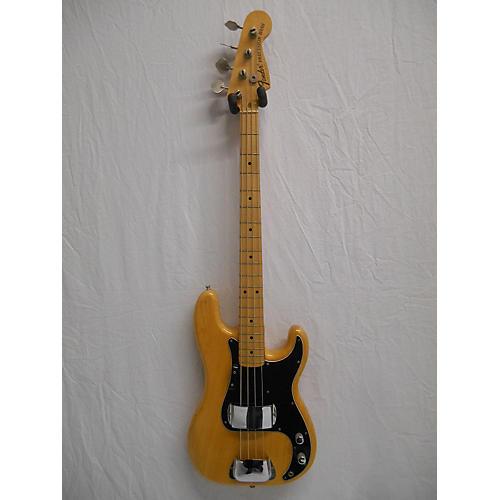 vintage fender 1975 precision bass electric bass guitar natural guitar center. Black Bedroom Furniture Sets. Home Design Ideas