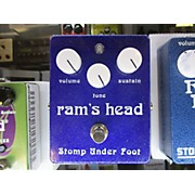 Stomp Under Foot 1975 RAMS HEAD V5 Effect Pedal