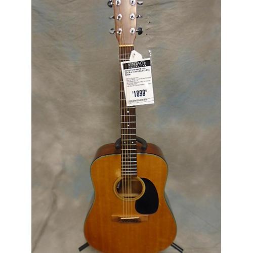 Martin 1976 Martin D-18 Acoustic Guitar