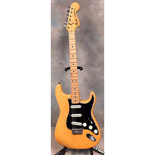 Fender 1976 Stratocaster Hardtail Solid Body Electric Guitar-thumbnail