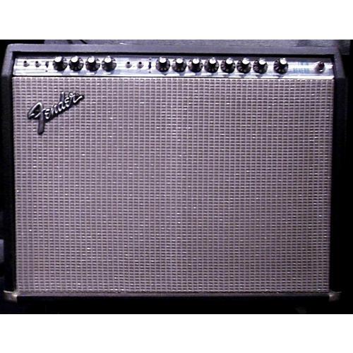 Fender 1976 Twin Tube Guitar Combo Amp-thumbnail