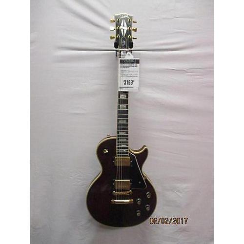 Gibson 1977 Les Paul Custom Solid Body Electric Guitar-thumbnail