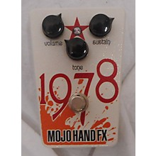 Mojo Hand FX 1978 Effect Pedal