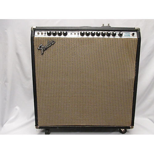 Fender 1978 Super Reverb 4x10 Tube Guitar Combo Amp-thumbnail