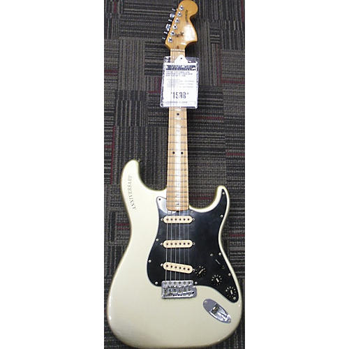 Fender 1979 25th Anniversay Strat Solid Body Electric Guitar-thumbnail