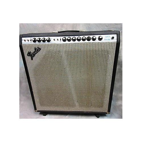 Fender 1979 SUPER REVERB Tube Guitar Combo Amp