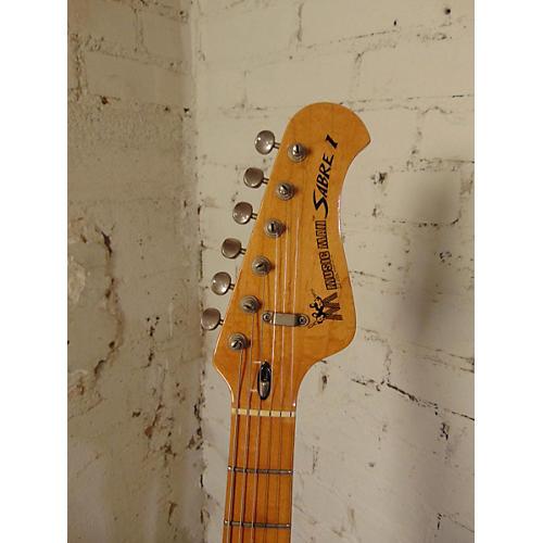 Ernie Ball Music Man 1979 Sabre I Solid Body Electric Guitar