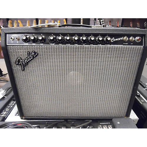 Fender 1980 Fender Concert Amp Tube Guitar Combo Amp-thumbnail