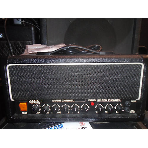 Krank 1980 JR 20W TUBE HEAD Tube Guitar Amp Head