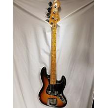 Fender 1980 Jazz Bass Electric Bass Guitar