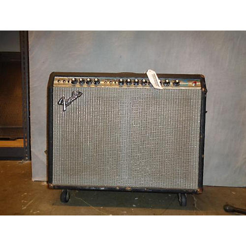 Fender 1980 Pro Reverb Tube Guitar Combo Amp
