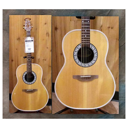 Ovation 1980s 1312 Acoustic Guitar