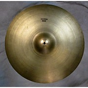 Zildjian 1980s 20in Medium Ride Cymbal