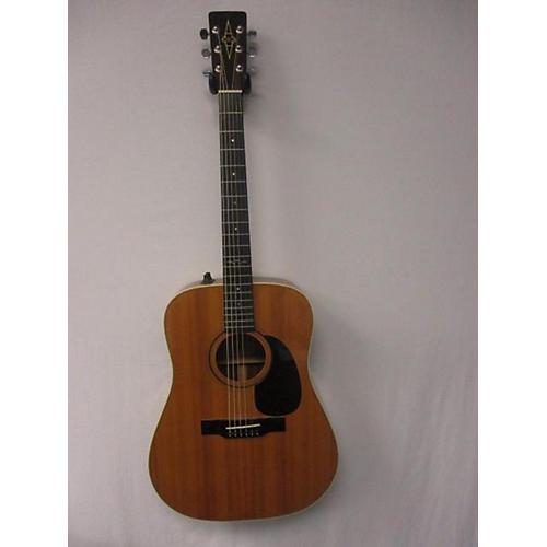 Alvarez 1980s 5041 Acoustic Guitar