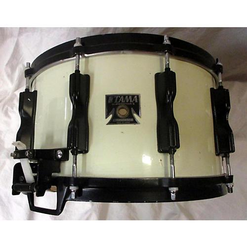 used tama 1980s 8x14 superstar snare drum white 18 guitar center. Black Bedroom Furniture Sets. Home Design Ideas