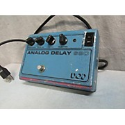 DOD 1980s Analog Delay 680 Effect Pedal