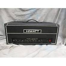 Hiwatt 1980s Bass 100 Tube Guitar Amp Head