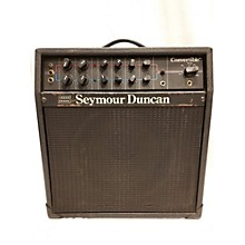 Seymour Duncan 1980s Convertable 100 Tube Guitar Combo Amp