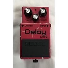 Boss 1980s DM-2 DELAY Effect Pedal