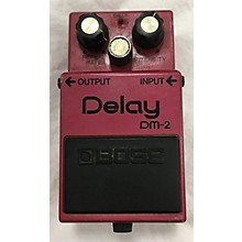 Boss 1980s DM-2 Effect Pedal