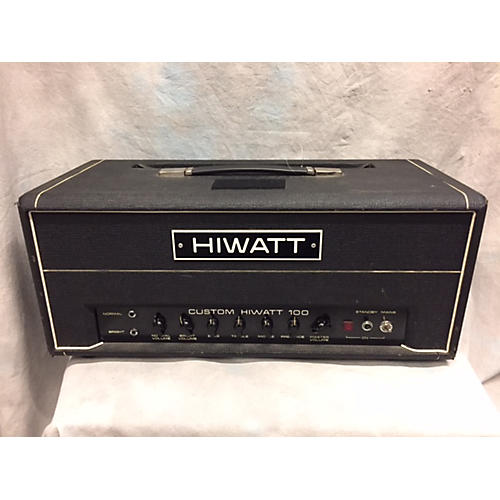 Vintage Hiwatt Amp 48
